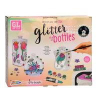 Versier je eigen Glitterpotjes
