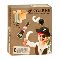 Re-Cycle-Me Piratenkostuum