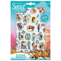 Totum Spirit Stickervellen, 4st.
