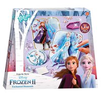 Totum Disney Frozen 2 - 3D kaarten met Strassteentjes