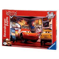 Cars 3 Vrienden Puzzel  XXL, 200st