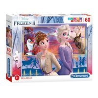 Clementoni Puzzel Disney Frozen 2, 60st.