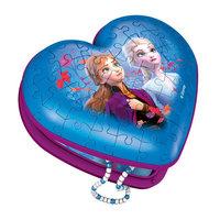 Disney Frozen 2 3D Puzzel Hartendoosje