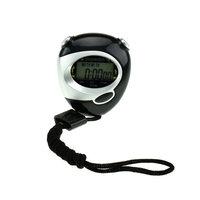 Stopwatch - Zwart/Zilver