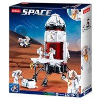 Sluban Space - Onderzoeksbasis