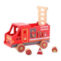 Joueco Vormenstoof Brandweerauto