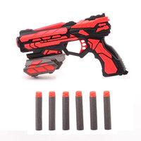 Serve & Protect - Starter Gun met 6 pijlen
