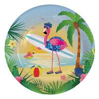 Bordjes Flamingo, 8st.