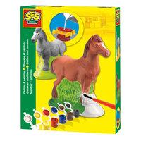 SES Gips Gieten - Paard