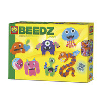 SES Beedz Strijkkralen Glow in the Dark Monsters