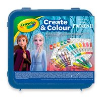 Crayola Frozen 2 Kleurkoffer All that Glitters