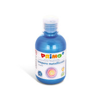 Schoolverf Metallic Blauw Ultramarijn, 300 ml