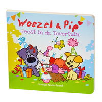 Woezel & Pip - Feest in de Tovertuin