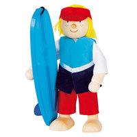 Poppenhuispop Surfer
