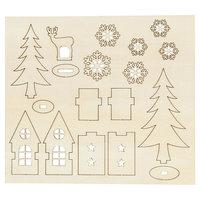 Maak en Versier je Kerst Decoratie