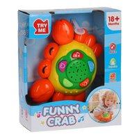 Speeldieren Licht & Geluid - Krabbetje