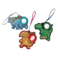 Caleidoscoop Dino's, 3-pack
