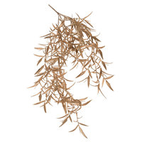 Kunsttak Bamboe Goud, 86,5cm