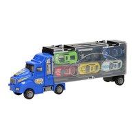 Opberg Autotransporter - Blauw