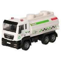 Die-cast Gemeentewerken - Recyclewagen