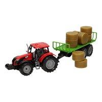 Tractor met Balenwagen 1:32
