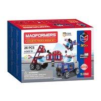 Magformers Amazing Politie & Redding Set, 26dlg.