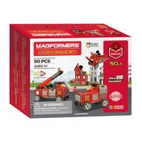 Magformers Amazing Reddingsset, 50dlg.