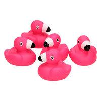 Badspeelgoedset - Flamingo, 5st.
