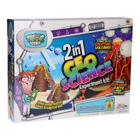 Weird Science 2-in-1 Geo Experimentenset