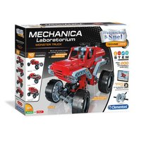 Clementoni Wetenschap & Spel Mechanica - Monster Trucks