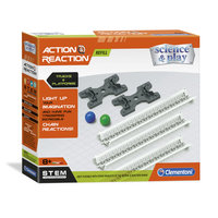 Clementoni Action & Reaction - Circuit en Platformen