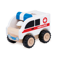 Wonderworld Houten Ambulance