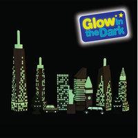 Wonderworld Speelblokken Glow in the Dark - Skyline