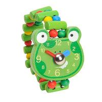 Horloge Dier Hout
