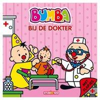 Bumba Kartonboek met Flapjes - Bij de Dokter