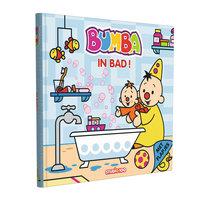 Bumba Kartonboek met Flapjes - In Bad!