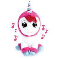K3 Knuffel Unicorn met Muziek, 20cm