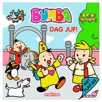 Bumba Foamboek met Flapjes - Dag Juf