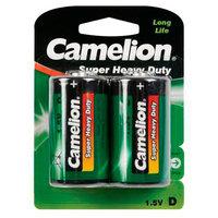 Camelion Green Zinc Batterij C/R14, 2st.