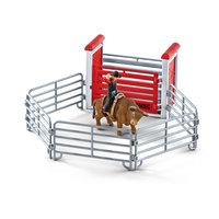 Schleich Rodeo met Cowboy