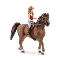 Schleich Horse Club - Hannah en Cayenne