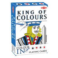 Kleur je eigen Speelkaarten