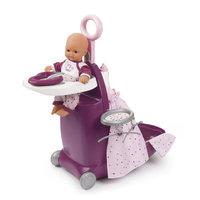Smoby Baby Nurse Verzorgingskoffer, 3in1