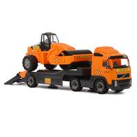 Polesie Volvo Vrachtwagen met Wals
