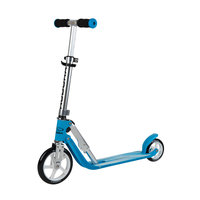 Hudora Little Big Wheel Scooter Step - Blauw