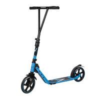 Hudora Big Wheel Step 205 met V-vormig Stuur - Blauw