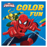 Spiderman Color Fun