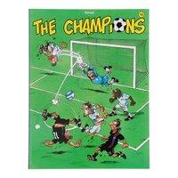 The Champions 15 Stripboek