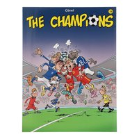 The Champions 29 Stripboek