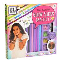 Maak je eigen Glow Slider Armbanden